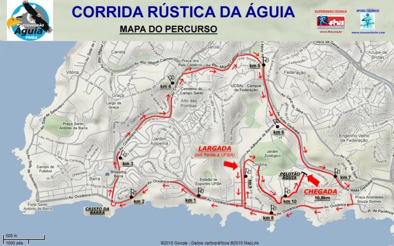 XXIX Corrida do Águia será realizada no próximo domingo (09 11 2014 ... aa1a3660a1627