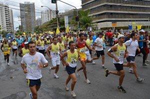 Segunda Corrida da Integração da FBA abre o Circuito de Corridas de Rua da Bahia 2015 (Foto: Divulgação FBA)